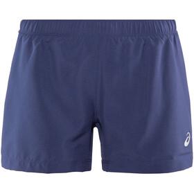 """asics Silver 4"""" Shorts Damen indigo blue"""